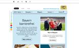 Startseite Bayern Barrierefrei
