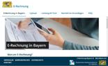 Startseite E-Rechnung in Bayern