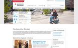 Startseite  Hamburg Tourismus - Hamburg barrierefrei erleben