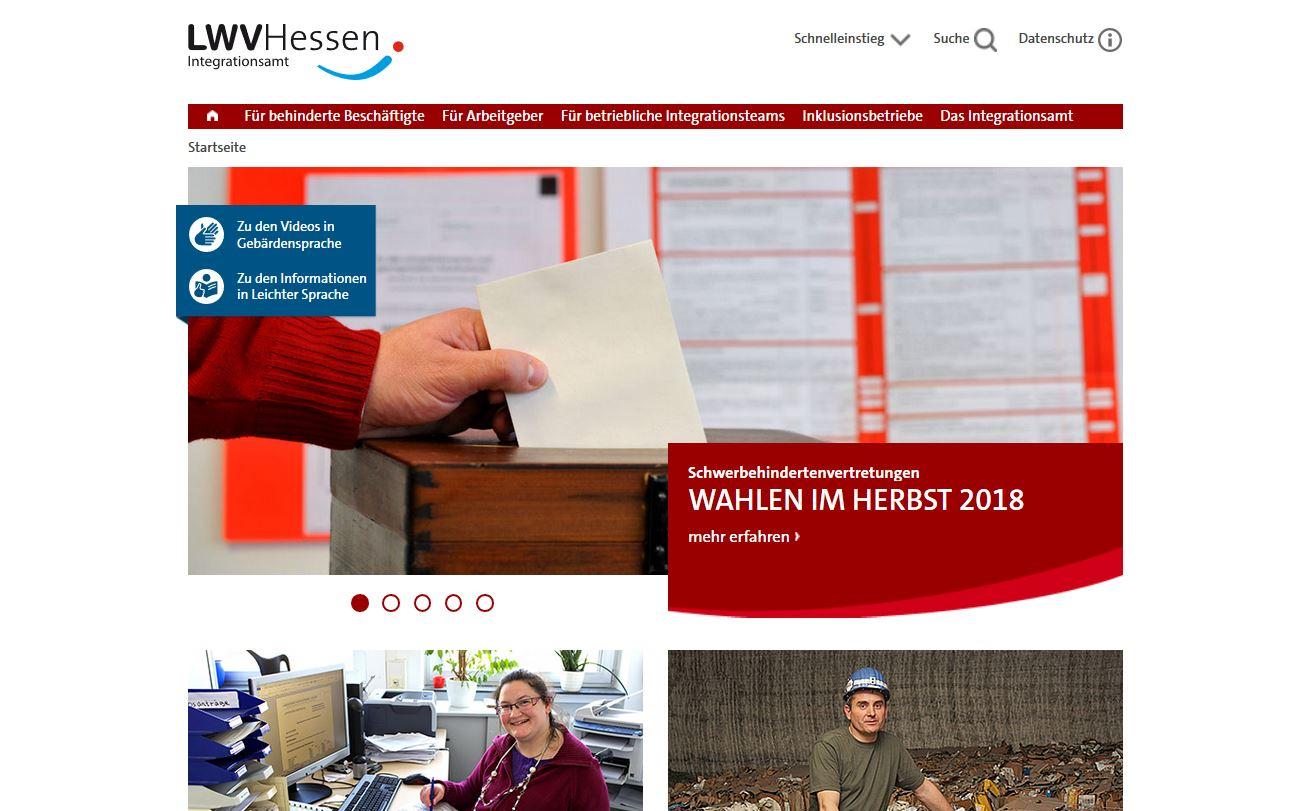 Startseite Integrationsamt Hessen