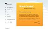 Startseite Wahl-O-Mat zur Bundestagswahl 2017